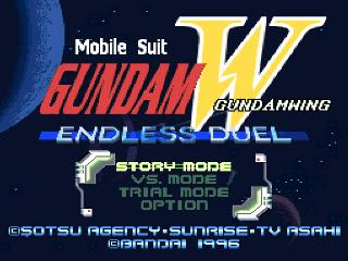 Screenshot Thumbnail / Media File 1 for Shin Kidou Senki Gundam W - Endless Duel (Japan) [En by Aeon Genesis v1.0] (~Mobile Suit Gundam Wing - Endless Duel)